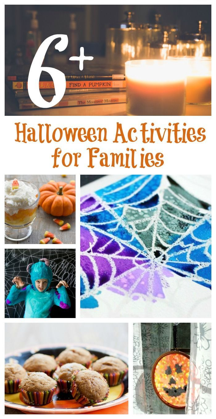 Halloween Activities for Families (A Fun Guide + FREE printables!)