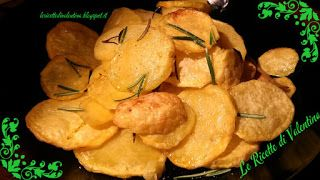 Le Ricette di Valentina: Chips di patate con la friggitrice ad aria