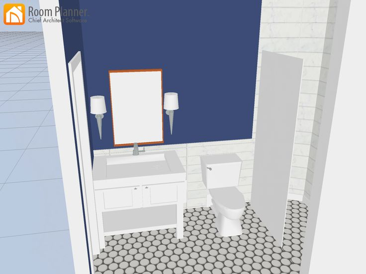 Room Planner - create floor plans and 3D models in minutes. Download at RoomPlanner.ChiefArchitect.com