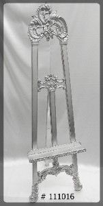 Easel Silver 63 inch  111016