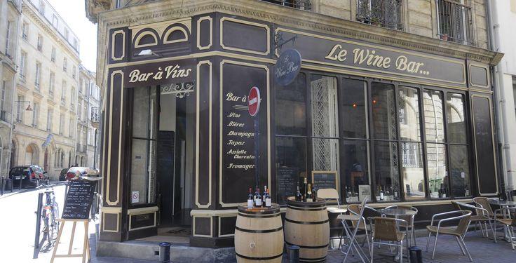 Le Wine Bar Tapas - Bordeaux