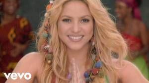 Shakira – Waka Waka (This Time For Africa) ft. Freshlyground