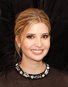Ivanka Trump - Wikipedia, the free encyclopedia