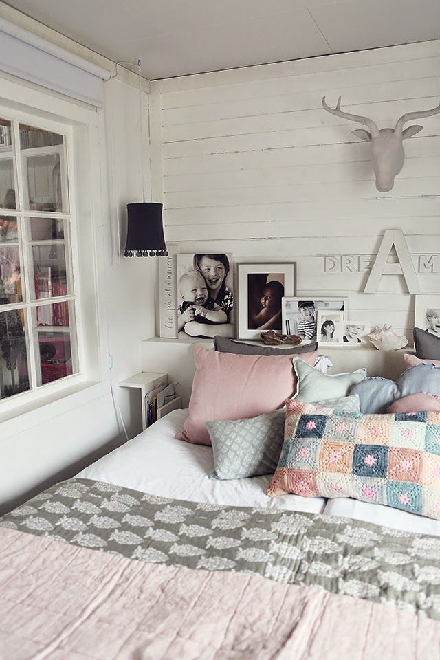 Tipsy Tessie: Ny kudde i sovrummet