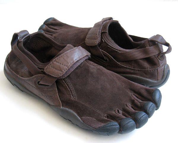 Vibram Leather Toe Shoes   VIBRAM 5 FINGERS TOE SHOES WOMENS SIZE 40 SIZE 9