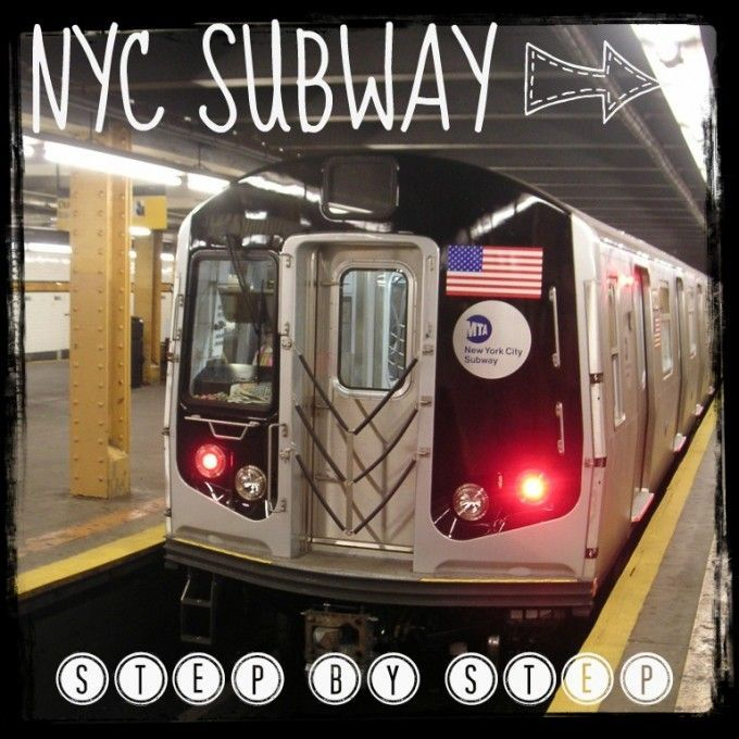 Beginners Guide to the NYC Subway- quick guide to what you need to use NYC Subways