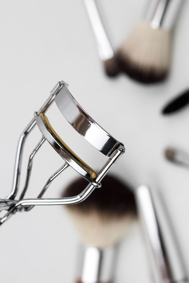 Why you need to clean your old makeup brushes...