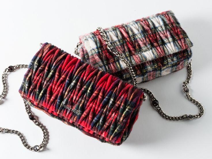 西武池袋本店で、スコットランドの民族衣装からインスパイアされたコレクションをいち早くゲットして。