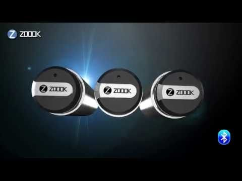 ZOOOK ZB-DOT World's Smallest Bluetooth Headset with Charging Capsule