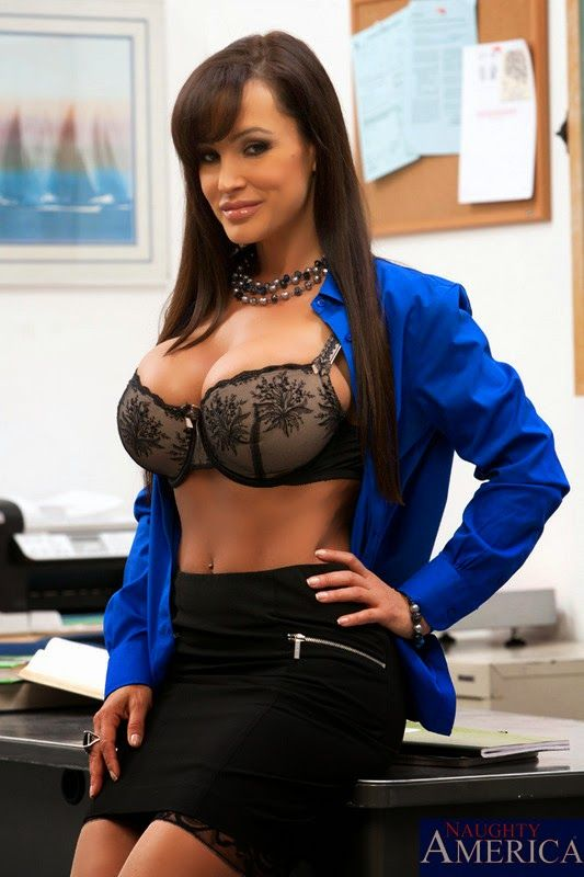 Amusing piece Lisa ann brazzers office apologise, but