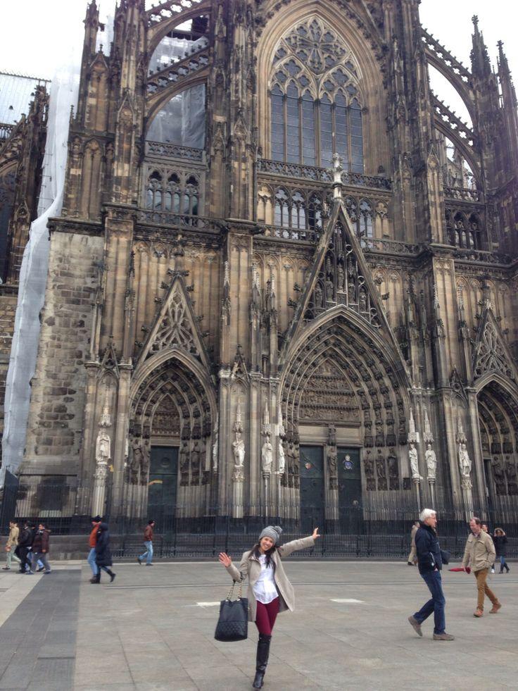 Catedral de Colonia 2014