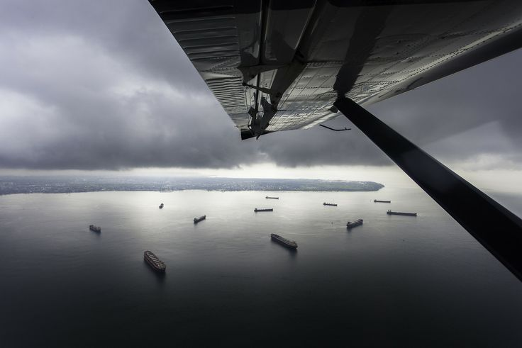 Vancouver →→ WhistlerviaHarbour Air Seaplanes