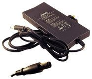 DENAQ - AC Power Adapter for Select Dell Laptops - Black, DQ-PA-3E-7450