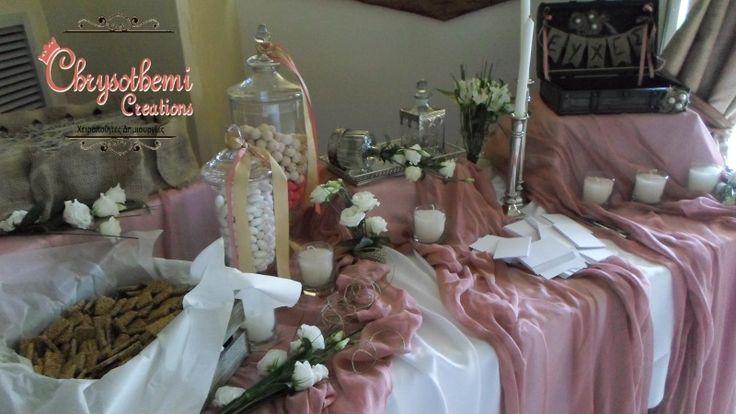 Διακόσμηση Γάμου Βάπτισης Διακοσμητικά Αντικείμενα Καλαμάτα