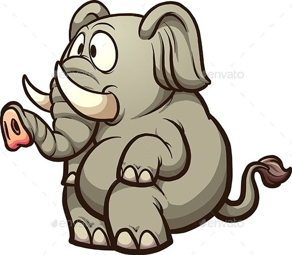 Sexy Elephant Cartoon Best 25+ Cartoon eleph...
