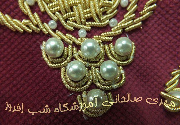 Pin By Sozandozi Shabafroz On Gold Work Gold Work Charm Bracelet Jewelry