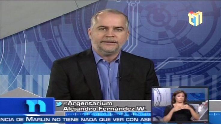 Alejandro Fernández W. Proyección De La Tasa Del Dólar