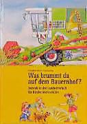 """""""Was brummt da auf dem Bauernhof?"""" ist ein liebvoll gezeichnetes Buch, das Kindern die Maschinen auf dem Bauernhof erklärt. Von der Kartoffelpflanzmaschine über Maishäcksler und Zuckerrübenroder bis hin zur Melkmaschine werden alle Maschinen erläutert, die Kinder auf dem Land im Jahreslauf bei der Arbeit beobachten können. Das Buch lässt die kleinen Leser ins Innere der Landmaschinen blicken; die Funktionsweisen sind anhand der Zeichnungen und durch kurze Texte kindgerecht erklärt. ..."""