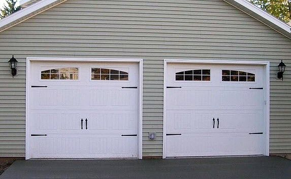 Garage door photo gallery residential residential for Wayne dalton garage doors