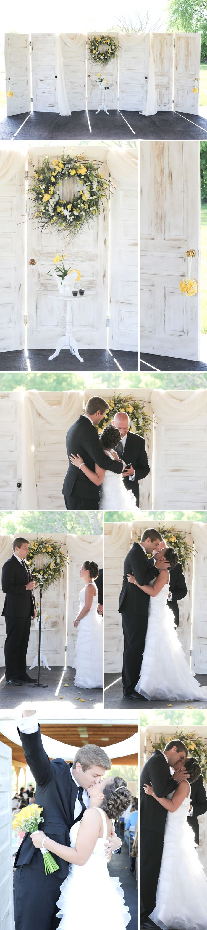 64 best Yellow Wedding images on Pinterest