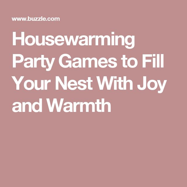 1000 ideas about housewarming party games on pinterest for Housewarming party game ideas