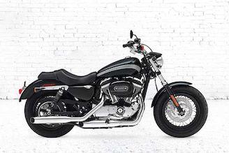 Harley 1200 Custom