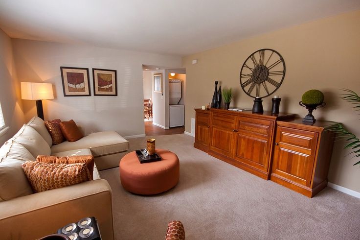 One bedroom with washer & dryer in unit.Starting at $1000 #canyousaynomorelaundrymat