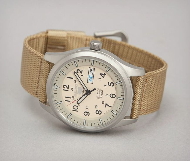 Seiko Made in Japan Military Watches | Cool Material