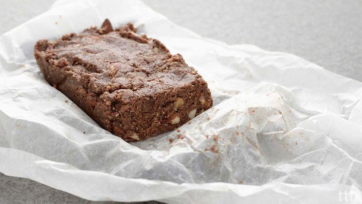 true taste hunters - kuchnia wegańska: Chałwa kakaowo-orzechowa (wegańska, bezglutenowa, bez cukru)