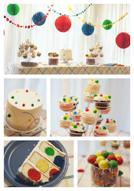 1st birthday ball theme - Google Search
