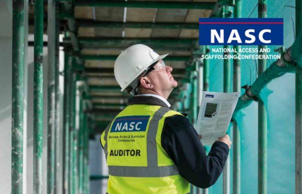 NASC Publishes 2014 Scaffolding Safety Report