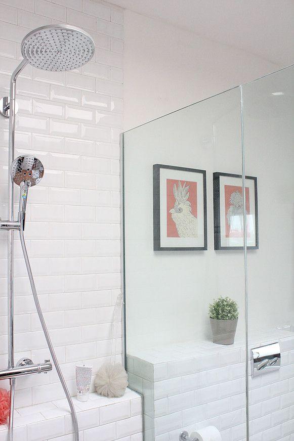 Dekorasi kamar mandi simpel tampak menawan   Portofolio By : Joen (Interior Designer di Sejasa.com)