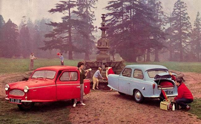 1961 reliant regal mk vi wheels automobiles pinterest. Black Bedroom Furniture Sets. Home Design Ideas
