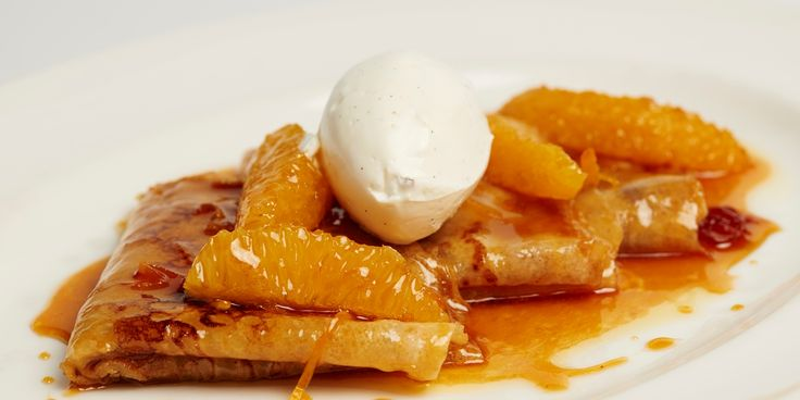 The Galvin Brothers share their fantastic traditional crêpes Suzette recipe, which provides a perfect finish to any meal