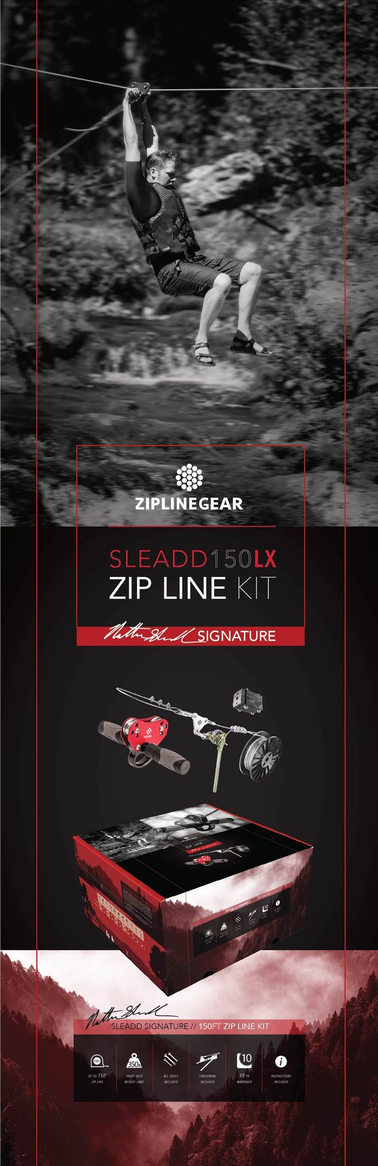 22 best zip line kits images on pinterest gears zip line kits