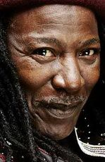 Alpha Blondy ( #AlphaBlondy ) - an Ivorian-born American reggae singer of Muslim father and a Christian mother whose songs are politically motivated, carries a strong message of love, and are sung in his native language of Dioula and in French, English, Arabic and Hebrew - born on Thursday, January 1st, 1953 in Dimbokro, Ivory Coast