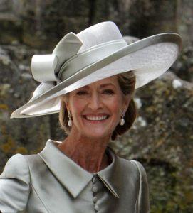 Lady Brabourne, June 25, 2016   Royal Hats
