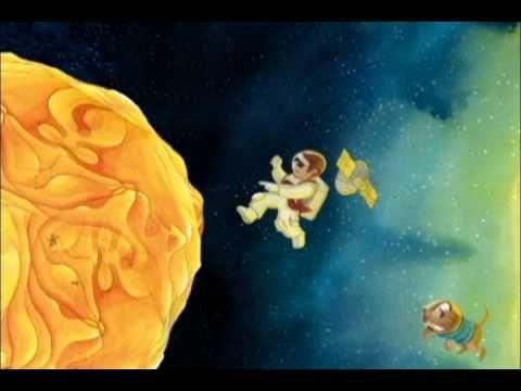 Un court film d'animation pour découvrir le système solaire : Planètes en vue !