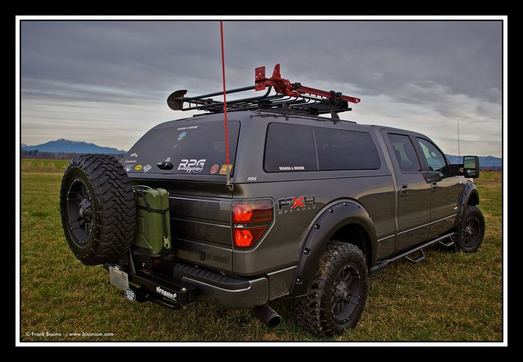 trucks with toppers pics!! - Page 3 - Ford F150 Forum - Community of Ford Truck Fans