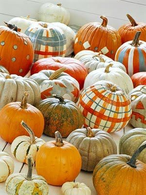 heirloom pumpkins for decorations this fall - Fall Pumpkin Decorations