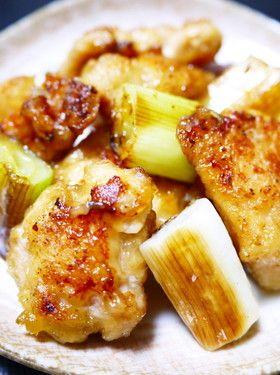 鶏むね肉が柔らかい!焼き鳥風ゆず胡椒焼き