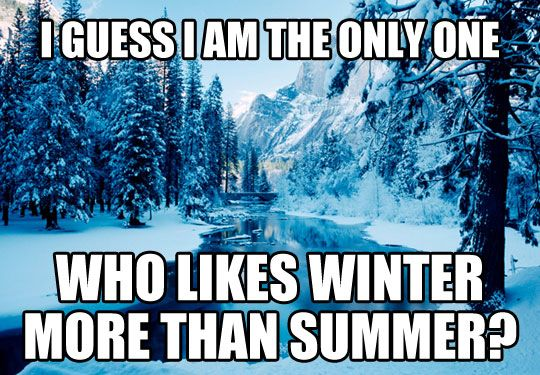 This is SOOO me! Can't Stand The Heat