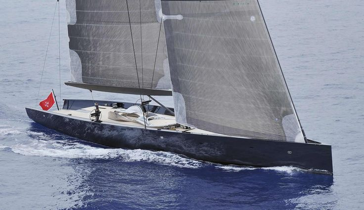 """The 131-foot-long sailing yacht, Angel's Share, is back on the market for $12,000,000.   Built by Wally Yachts and launched in 2009, Angel's Share was sailed to the Lurssen yard in Germany in 2010 for an extensive rebuild immediately after purchase by the current owners.  As a result of this extensive and high quality refit, Angel's Share won the """"World Superyachts Award 2011 for Best Refit"""".   She accommodates 10 guests in a master, a double and a twin cabin, with 3 additional pullmans…"""