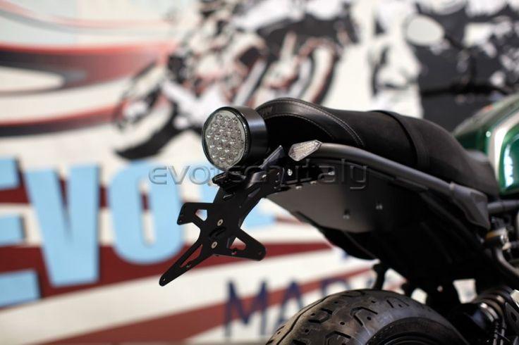 Portatarga Evotech Yamaha XSR 700 #Portatarga #Evotech #Yamaha XSR 700