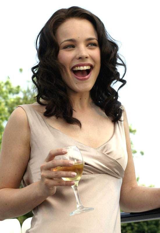 Rachel McAdams hair Wedding Crashers