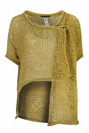 Lurdes Bergada Knitted Jacket S/S 2017 lb170045 | Walkers.Style