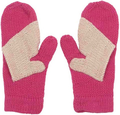 Knitting Pattern For Hand Holding Mittens : 17 Best images about Crocheted Mittens on Pinterest Free pattern, Gloves an...