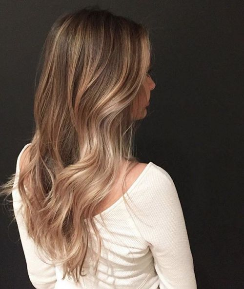 Fox & Jane Lower East Side - New York, NY, United States. Full head highlight and Olaplex with long haircut