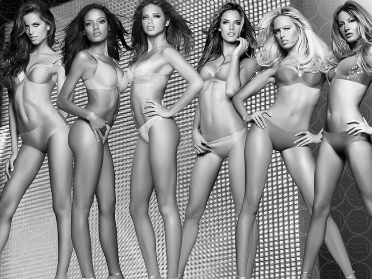 Izabel Goulart  – Victoria's Secret Group Shots Pic – Image of Izabel Goulart – AllStarPics.Net, Sexy babe