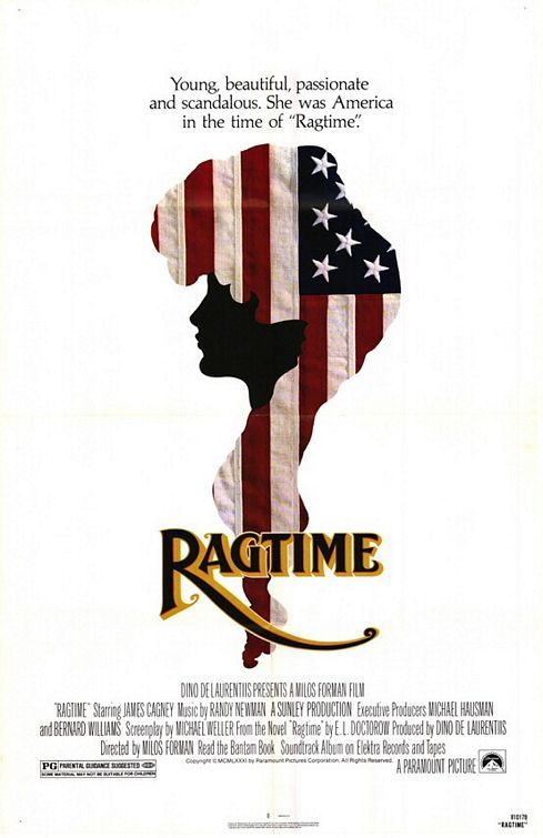ragtime movie poster